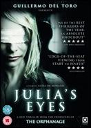 Julia's Eyes - poster