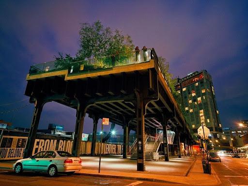 High Line New York 0