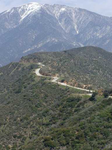 Glendora Ridge Road
