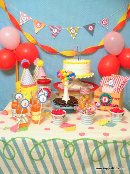 OlilliaBirthdayPartyTable2