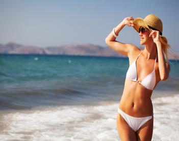seductia la plaja