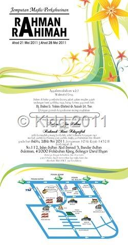 Template - Kad Kahwin 3 Fold v03 (front)
