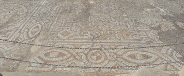 Ephesus mosaic