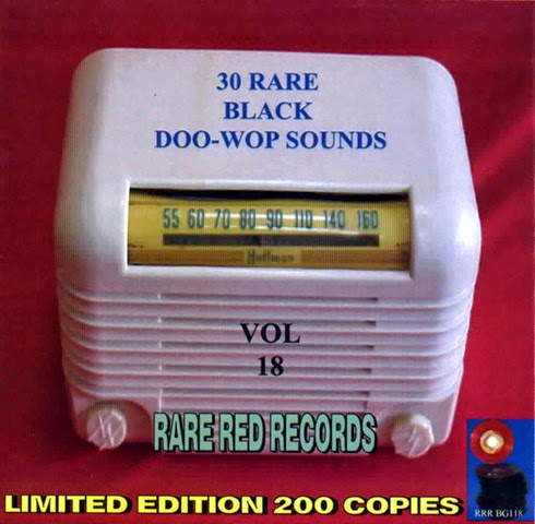 Rare Black Doo-Wop Sounds Vol. 18 - 31 - Front
