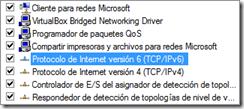 desactivar IPv6