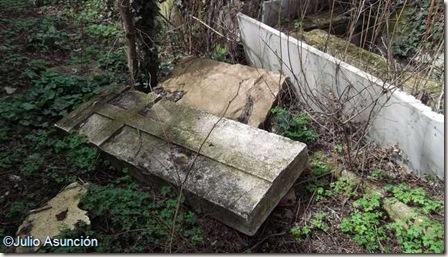 Cementerio de Guenduláin - Cendea de Cizur