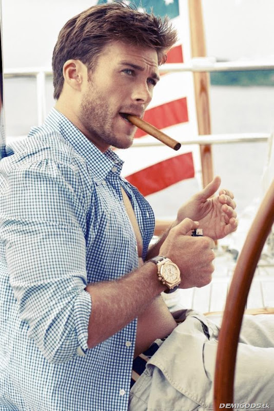 Scott Eastwood son of Clint Eastwood (4)