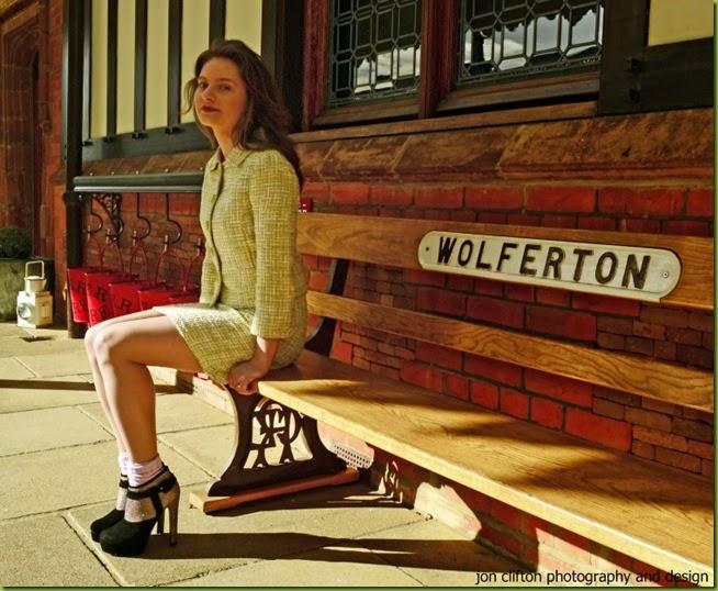 Wolferton station
