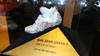 other event 130723 lebron manila tour 70 Rare LeBron Player Exclusive / Friends & Family Exhibition in Manila