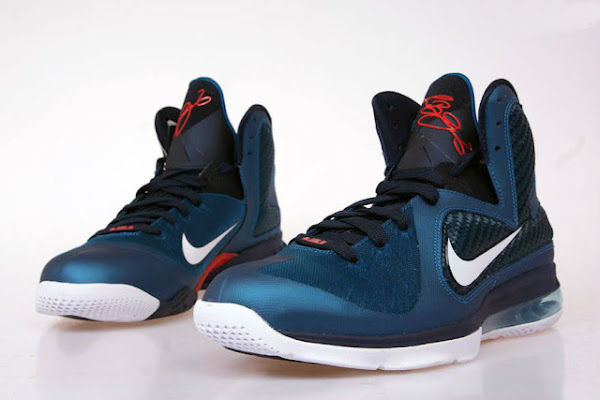 New Photos of LeBron 9 8220Swingman8221 Inspired by Ken Griffey Jr