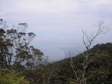 View to the coast from Rajabasa summit (Daniel Quinn, October 2009)