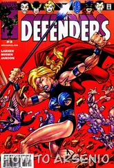 Actualizacion 16/02/2015: Los defensores - Celestial nos trae el numero 3 del volumen 2