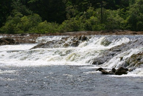 Cachoeira Grande, Calçoene - Amapà