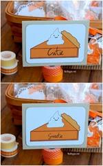 No Biggie - Pumpkin Pie