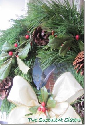 Wreath pine a