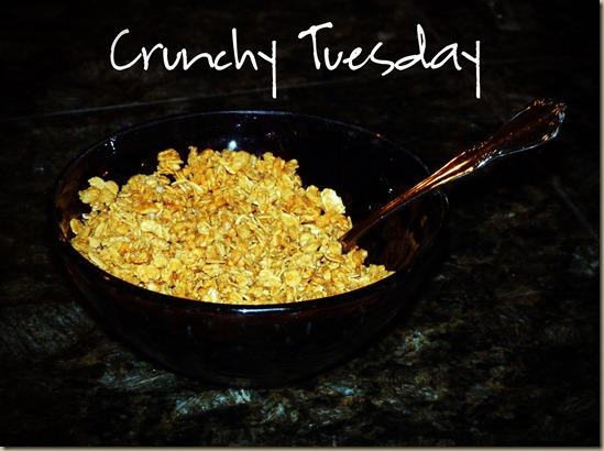Crunchy Tuesday