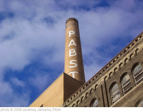 'The Pabst Brewing Complex' photo (c) 2006, Jeramey Jannene - license: https://creativecommons.org/licenses/by/2.0/