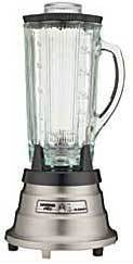 The Waring Professional Food and Beverage Blender is a classic (www.waringproducts.com).  Simple to use and powerful.