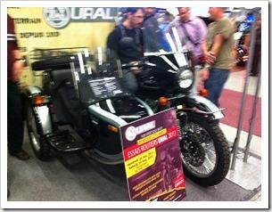 Ural Salon Moto Montreal 2013