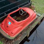 autotron car in Zaandam, Noord Holland, Netherlands