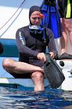 Wet Suit Up! - Noumea, New Caledonia