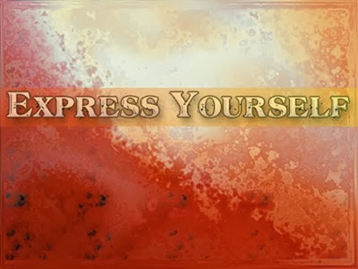 EXPRESS YOURSELF 0