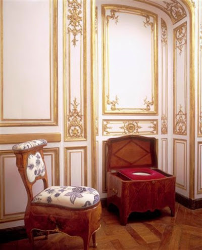 bidet louis XV chaise d'affaires