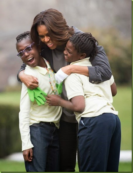 first-lady-garden- Friendship Public Charter School