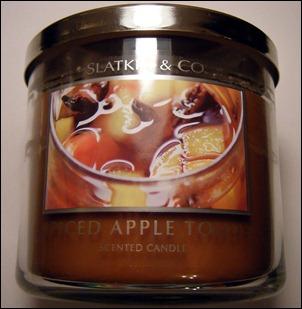 Slatkin & Co. Spiced Apple Toddy