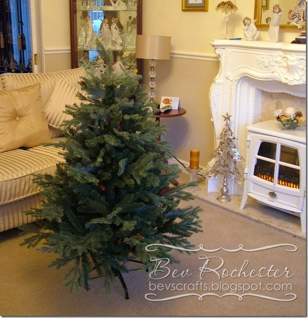 All The Things I Love Oh Christmas Tree And Hand Made