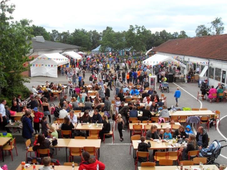 Cirkusfest juni 2014