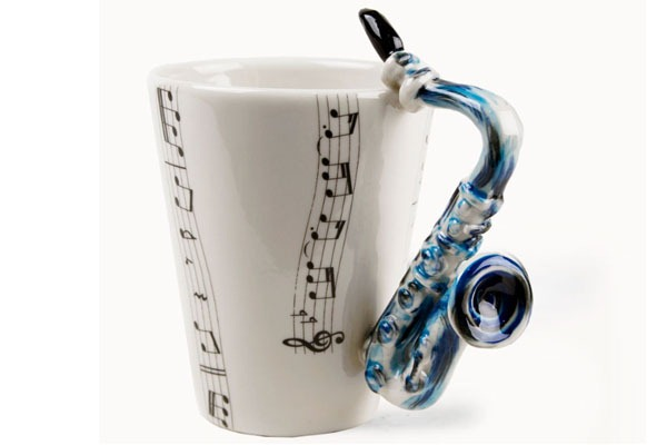 Caneca-Saxofone