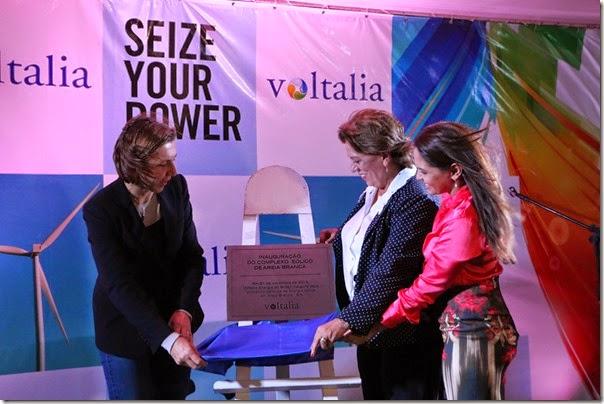 Demis Roussos - inauguração parque eólico (1)