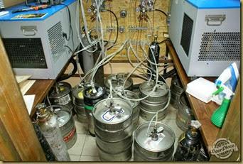 Охладительная комната для пива своими руками