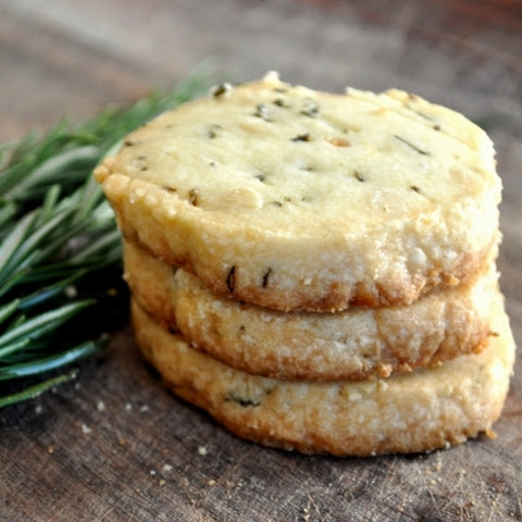 Rosemary Pine Nut Sables