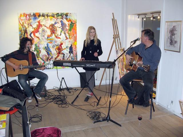 Fernsiering med sang og musik af Søren Kaalund - 2010