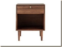 AmericanModern Side Table 6-7-11
