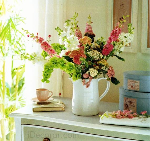 qué tipo de flores son las adecuadas para el dormitorio
