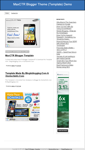 MaxCTR-Blogger-Theme-(Template)-Demo