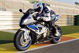 BMW S1000RR HP4 motor