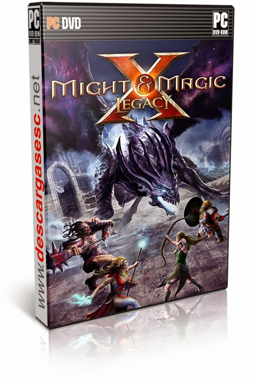 Might and Magic X Legacy-RELOADED | 2014 | Multi | PC-Full | MEGA-PUTLOCKER-GAMEFRONT+