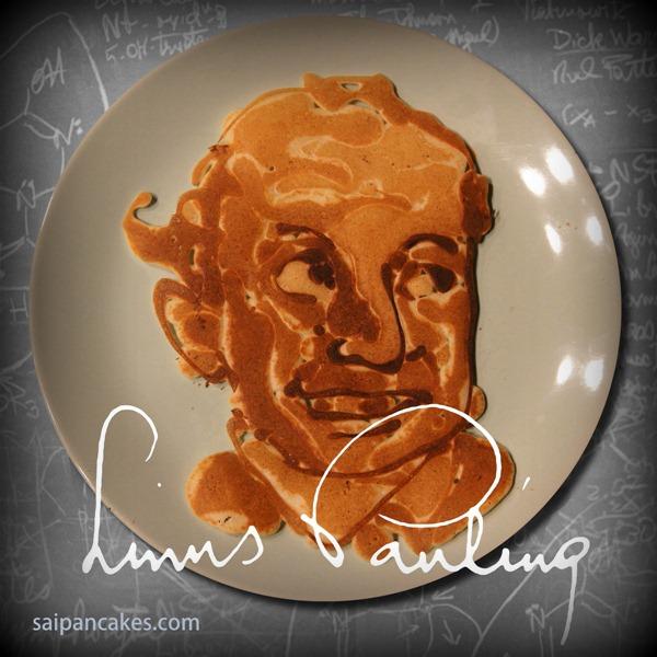 Linus Pauling pancake