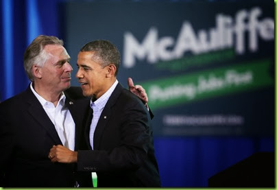 Barack Obama President Obama Joins Terry McAuliffe 7G69GZmYeVnl
