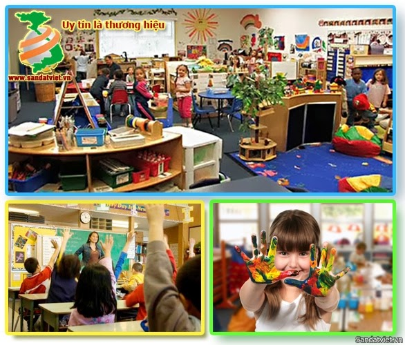 Hệ thống giáo dục năng động, tiên tiến, xuyên suốt các cấp