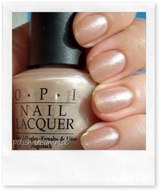 OPI Hollywood Blonde