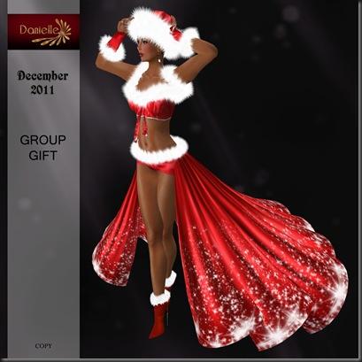 DANIELLE Group Gift December_2011'