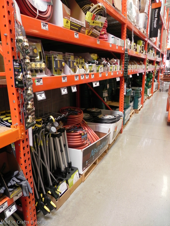 Home Depot Sprinklers
