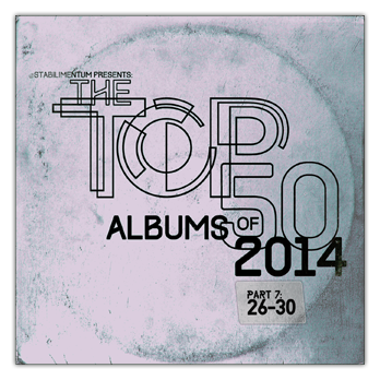 The Top 50 Albums of 2014, Part 7 _ SM