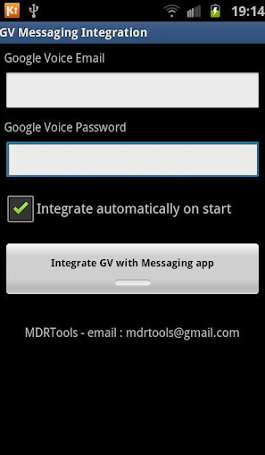 Google Voice Integration v1 apk