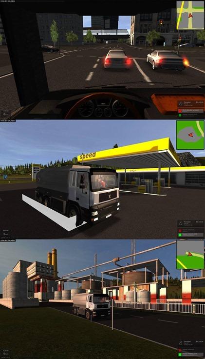 Juegos de Camiones Tanker Truck Simulator 1
